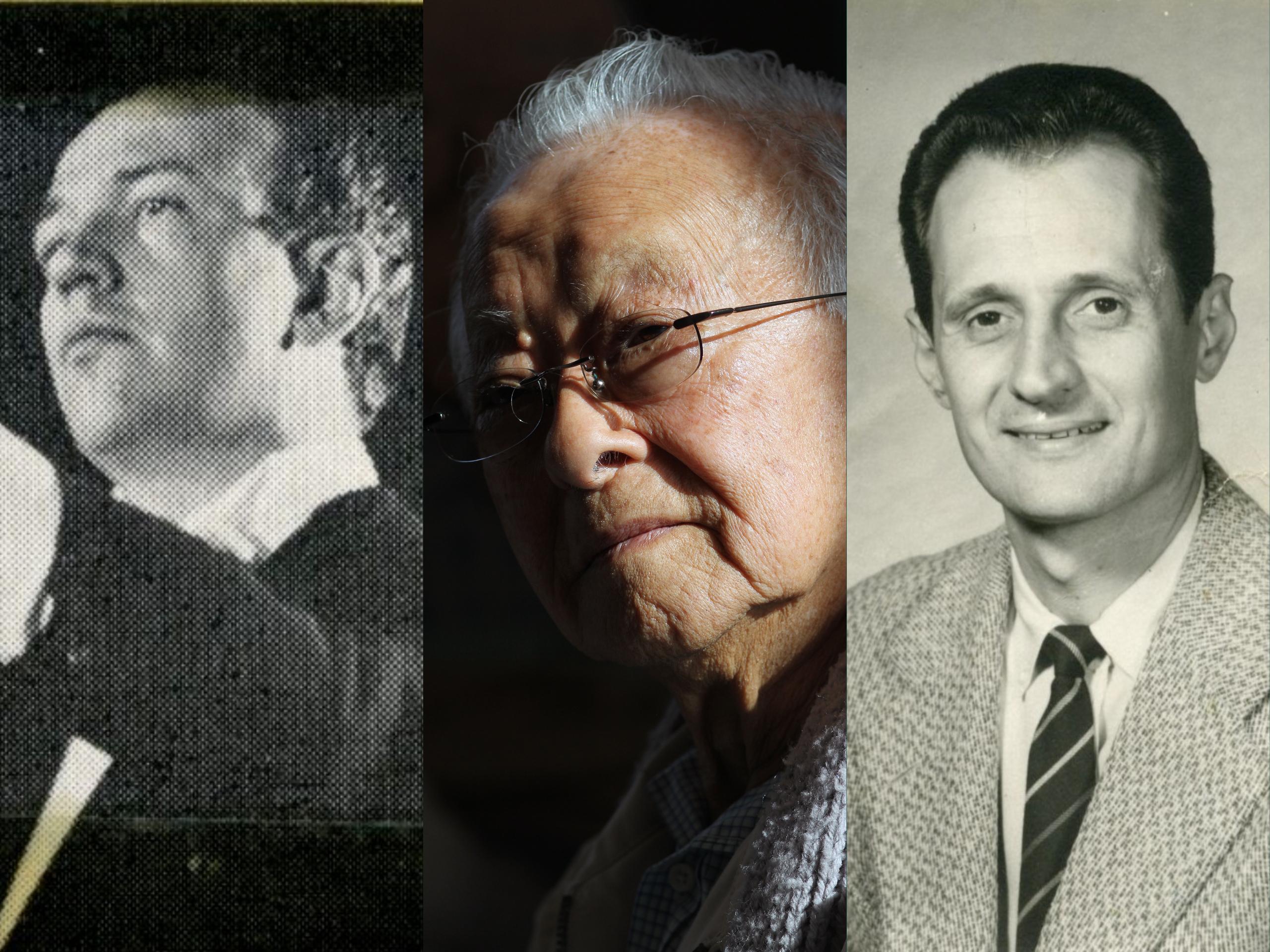 (l-r) Jack Fortner, Sab Masada, Alex Vavoulis