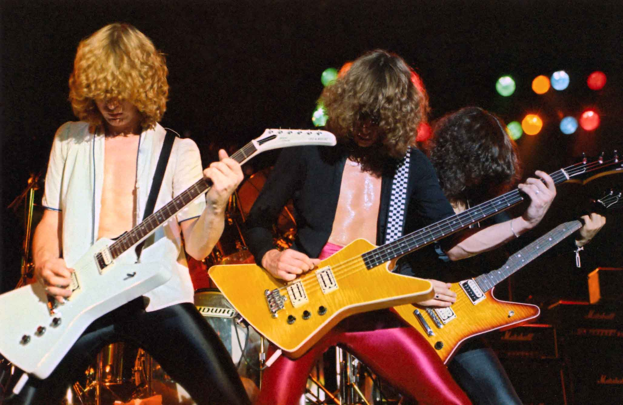 Def Leppard performance photo