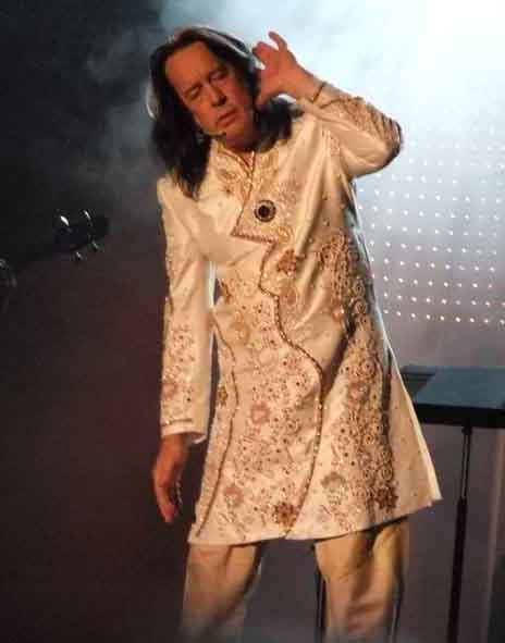 Todd Rundgren performance photo