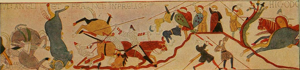 Image of ancient tapestry