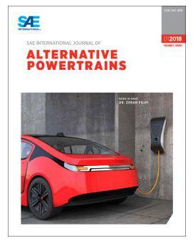 SAE International Journal of Alternative Powertrains