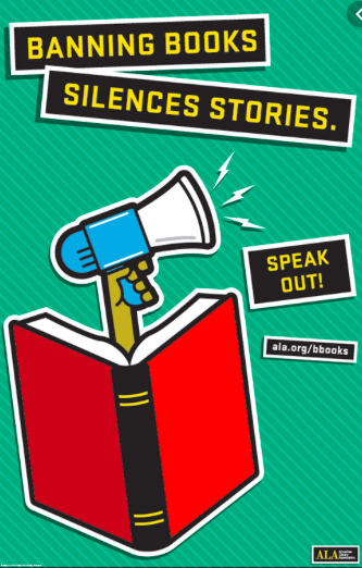 banning books silences stories