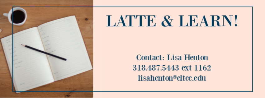 Latte & Learn Contact Lisa Henton