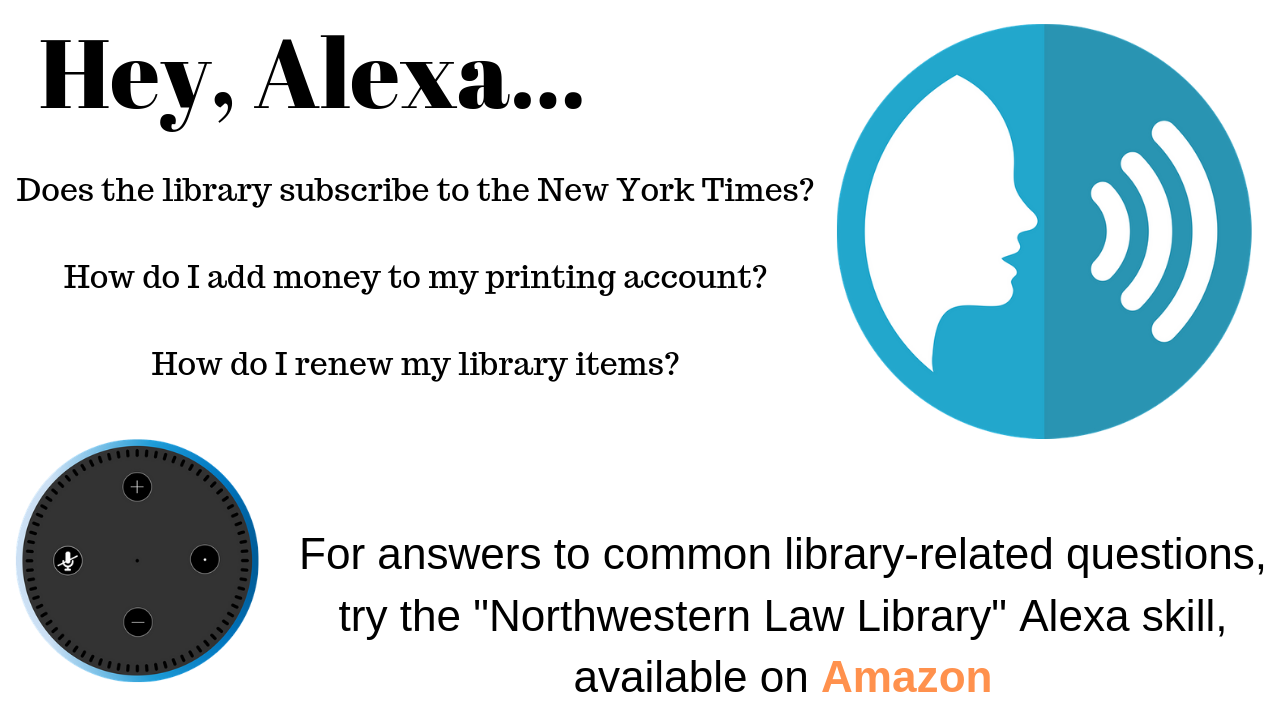 Law Library Alexa Skill