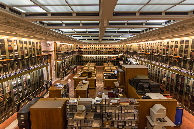 Brooke Russell Astor Reading Room for Rare Books and Manuscripts's picture