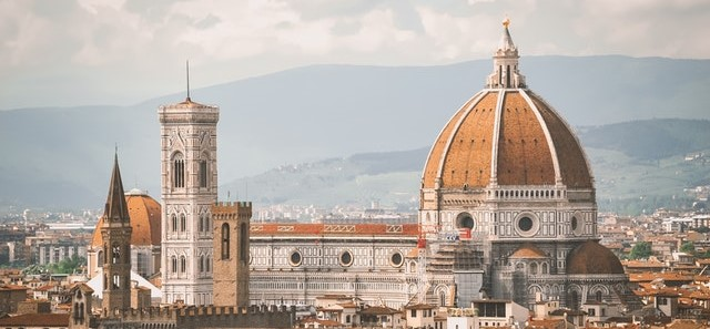 Il Duomo by Brunelleschi in Florence, Italy