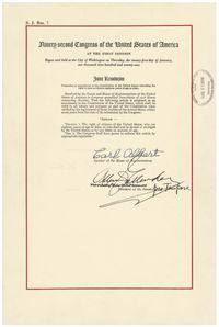 image of twenty-sixth amendment text