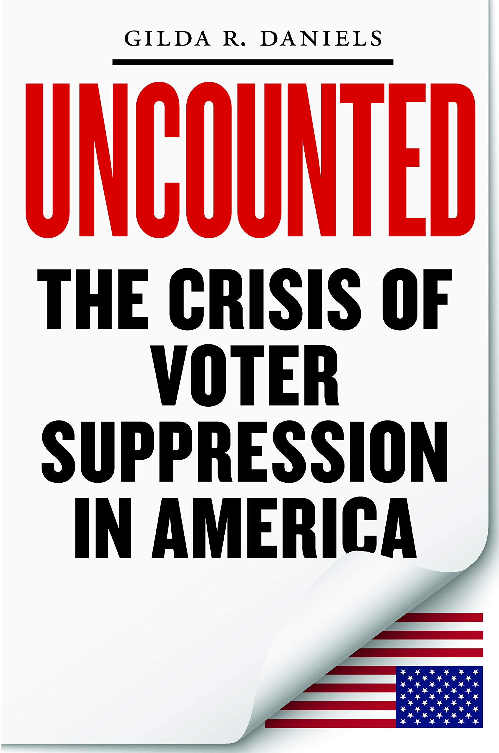 cover of Uncounted book