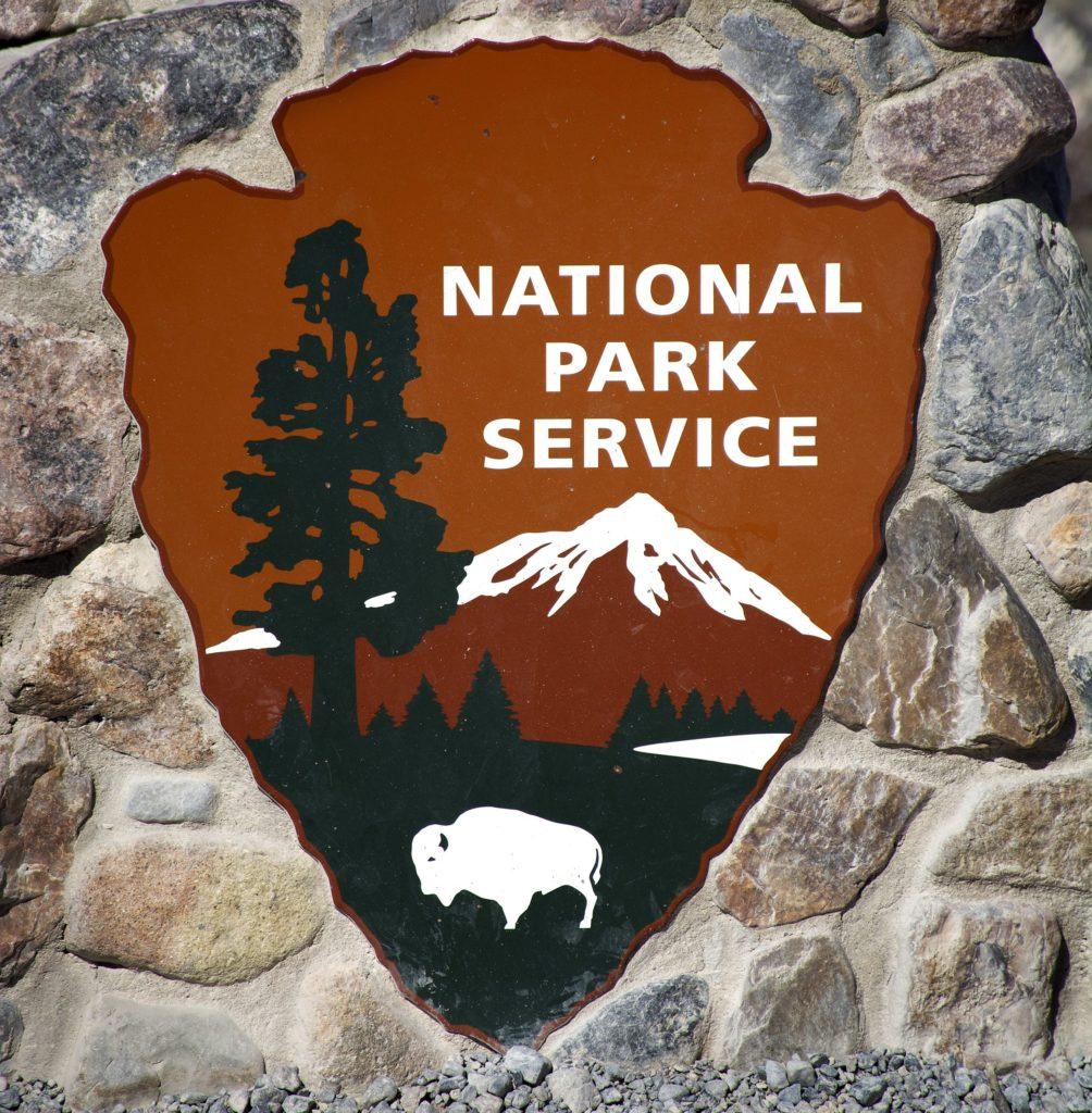 image of National Park Service logo