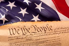 constitution and flag image