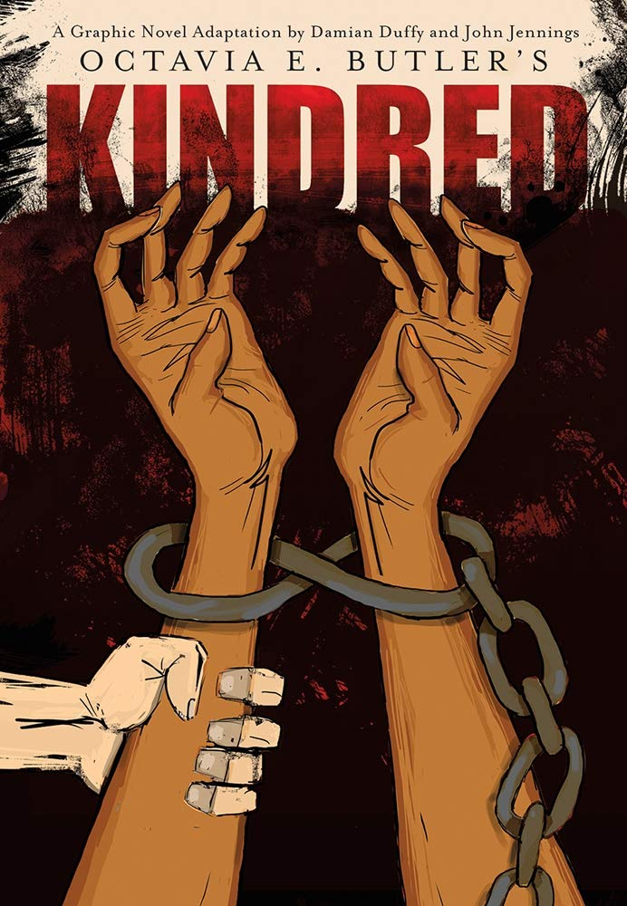 Kindred graphic novel book cover
