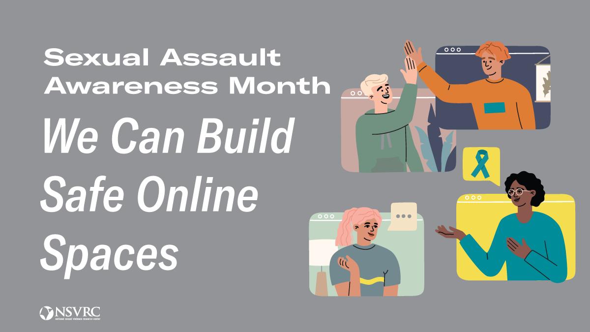 SAAM logo gray background build safe online spaces