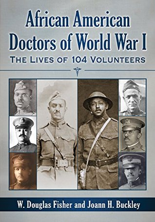 African American Doctors of World War I book jacket