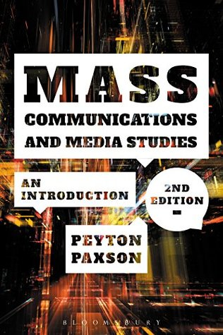 Mass Communications and Media Studies book jacket