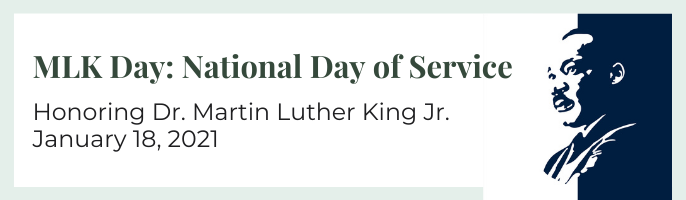 Honoring Dr. Martin Luther King Jr, click here to see our MLK libguide