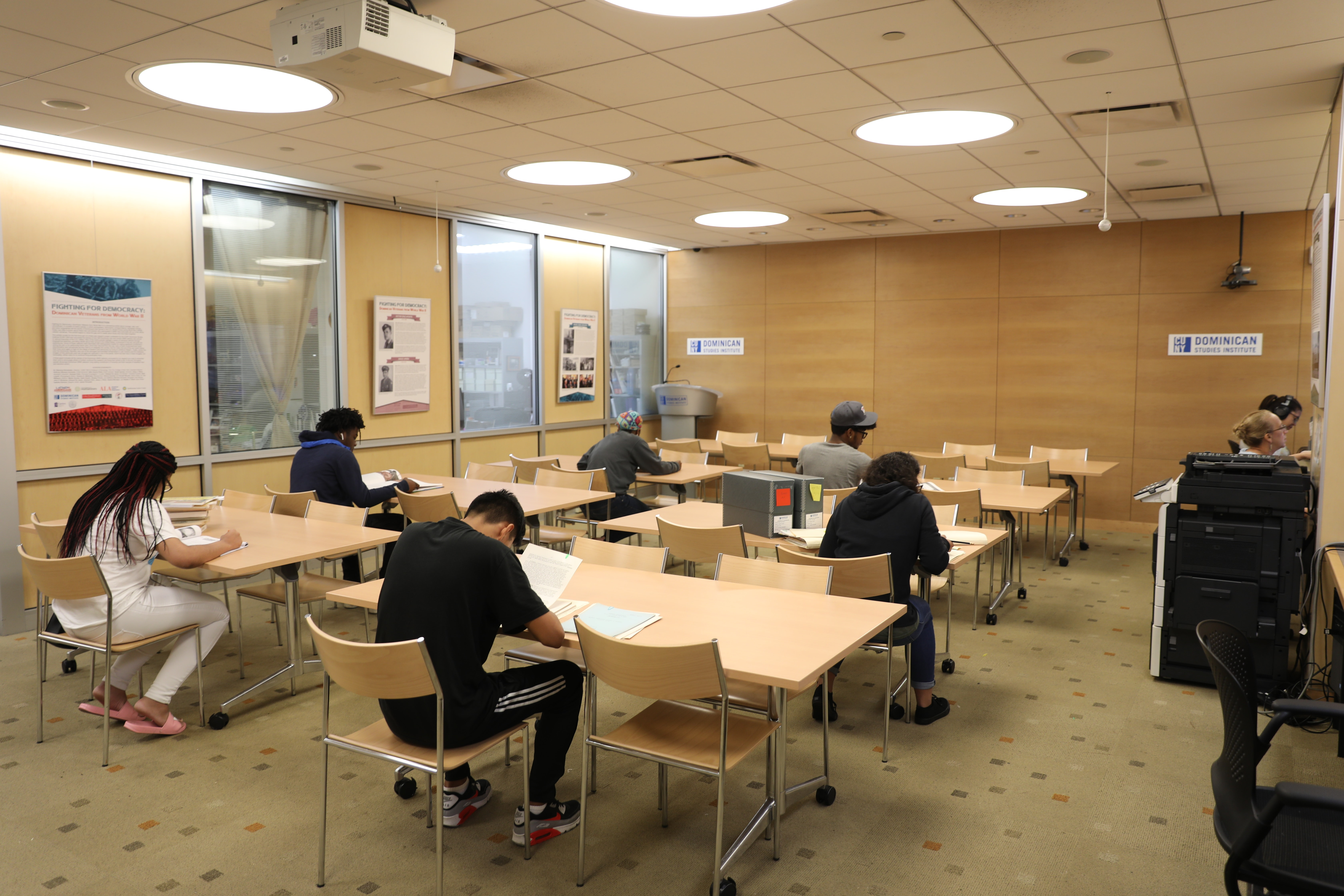 DSI library