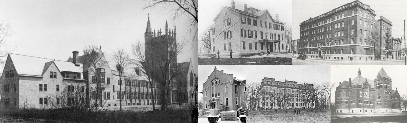 Image of the Seminary from the 1920s