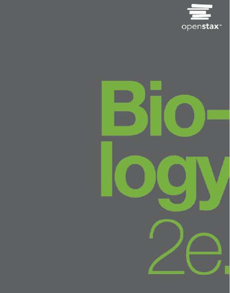Image of Biology-2e book cover