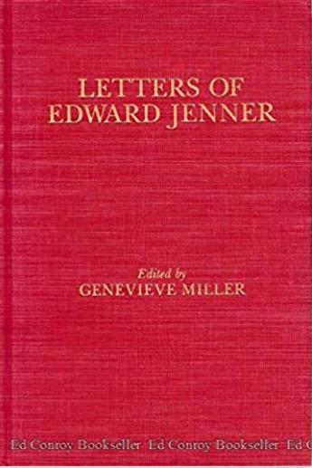 Letters of Edward Jenner