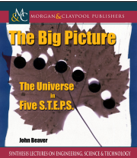 Image of Book Cover: The Big Picture: The Universe in Five STEPS