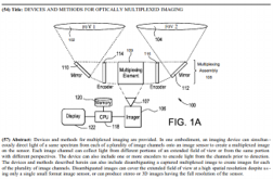 Image of patent titled: Devices and Methods for Optically Multiplexed Imaging