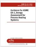 Cover of standard titled: Guidance for ASME EA-1, Energy Assessment for Process Heating Systems