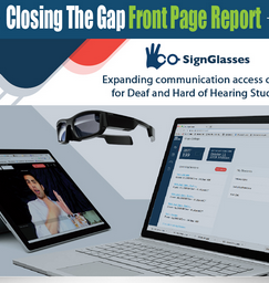 Closing the Gap newsletter