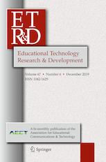 Educational Technology Research and Development cover