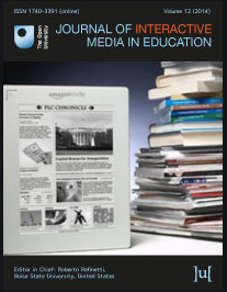 Journal of Interactive Media in Education cover