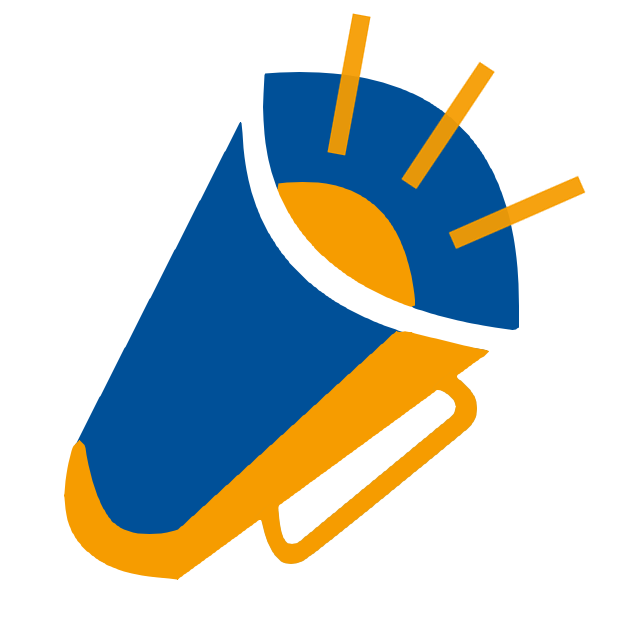 Announcement Megaphone Icon