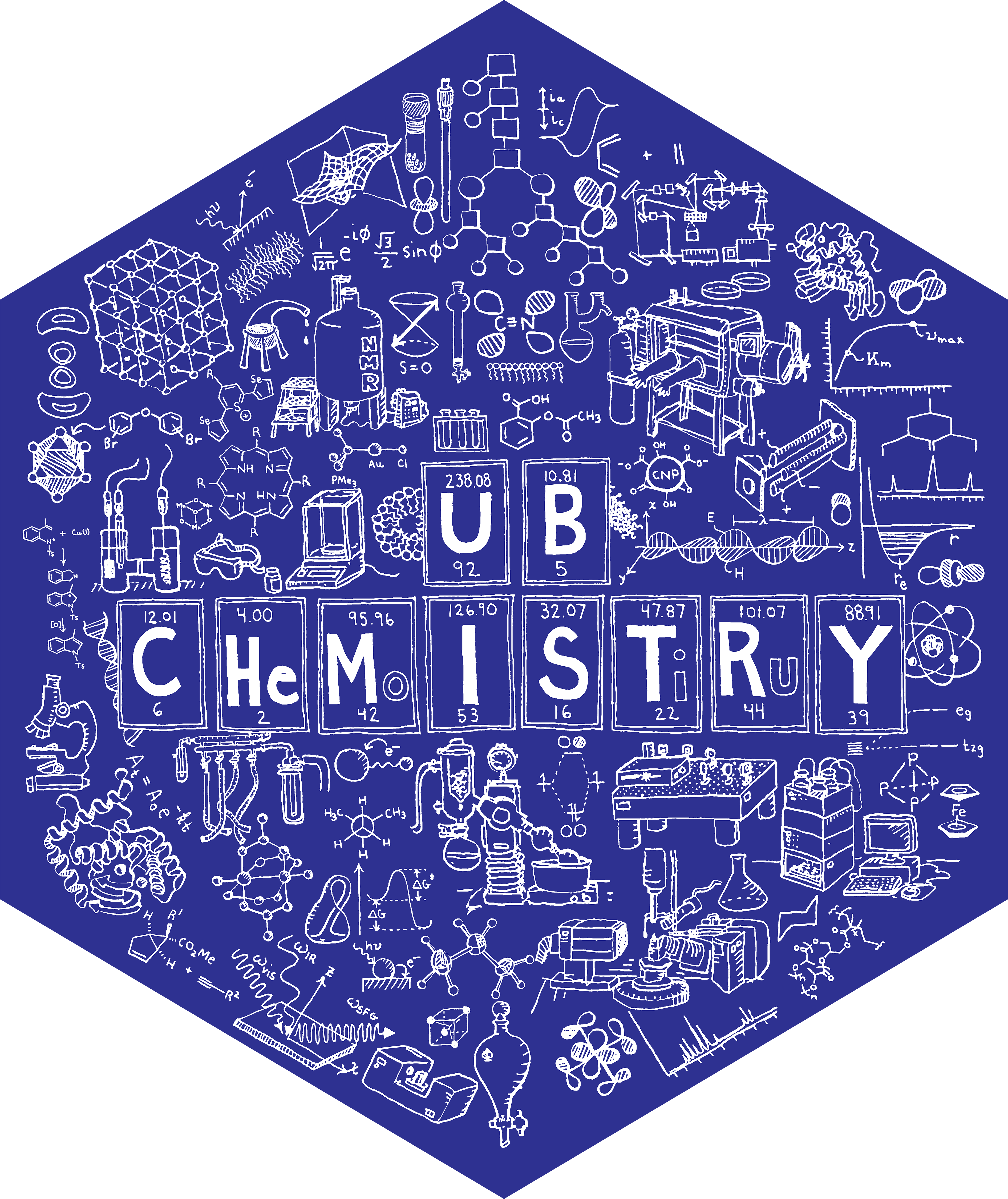 Cook UB Chemistry sketch