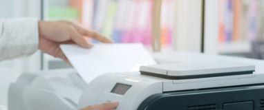 Printing a Bill