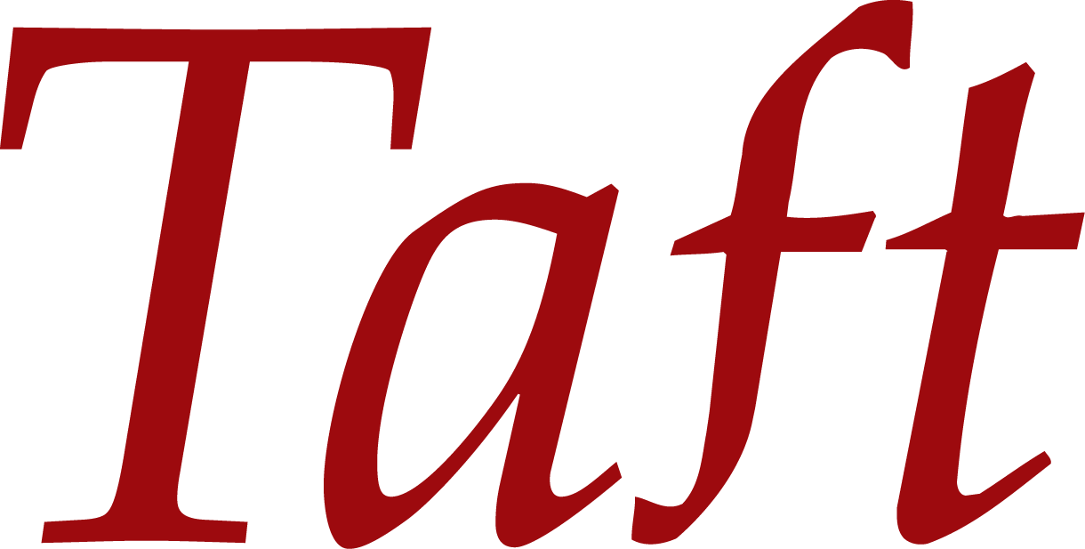 Taft School Wordmark