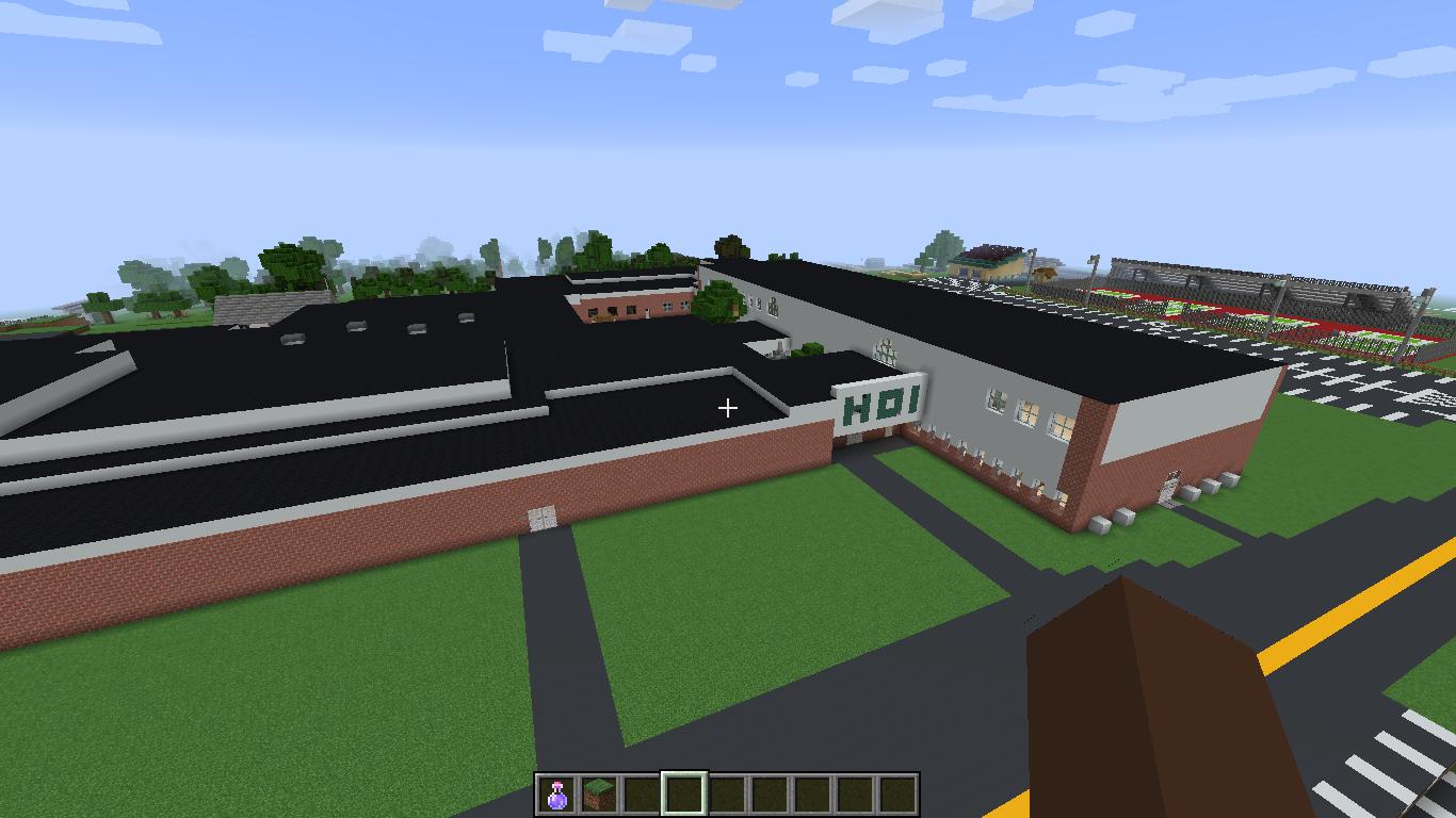 Minecraft image of MDIHS