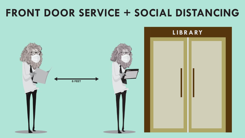 Enhanced Front Door Service at JCLS