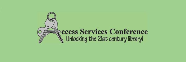 Access Services Conference logo