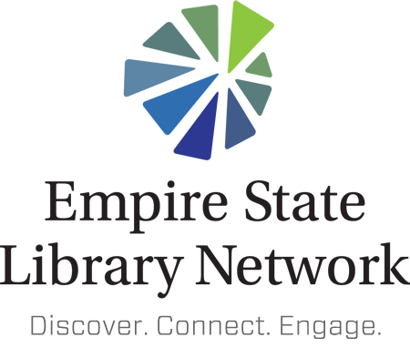 Empire State Library Network logo