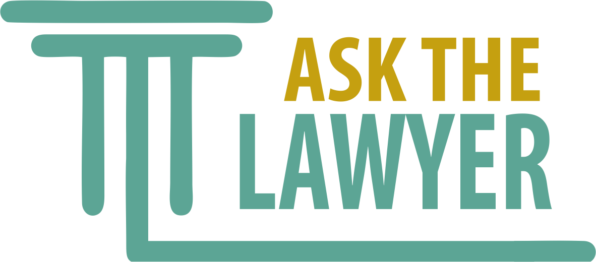 Ask the lawyer logo