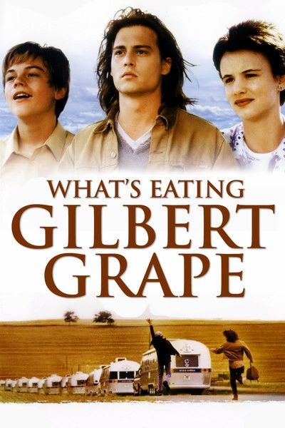What's Eating Gilbert Grape Move Poster