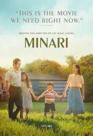 Minari Film Poster