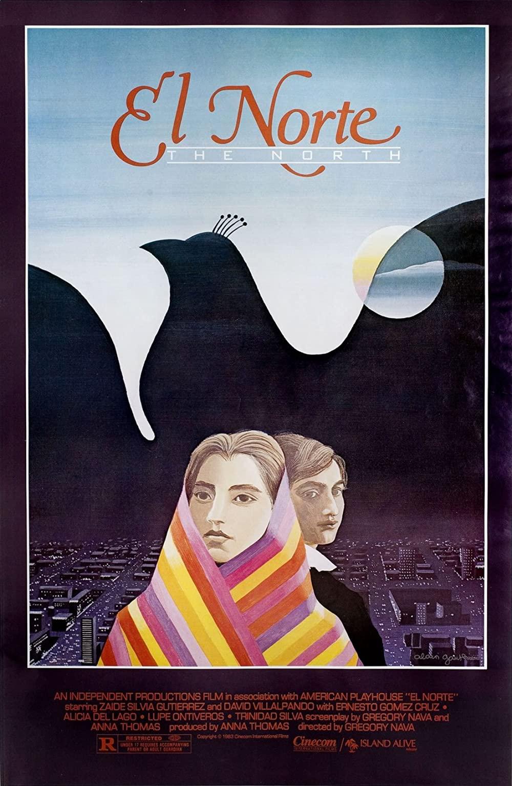 El Norte Film Poster