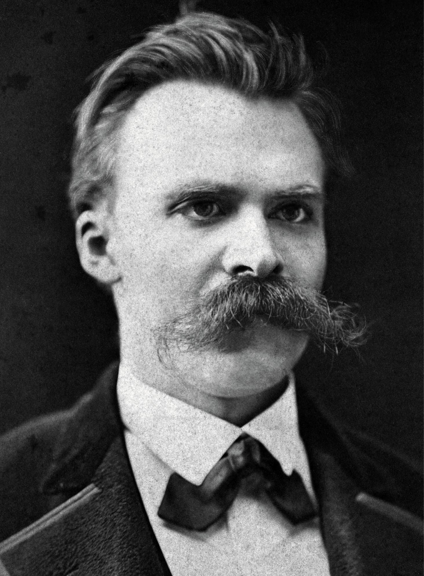 Nietzsche in Basel, c. 1875