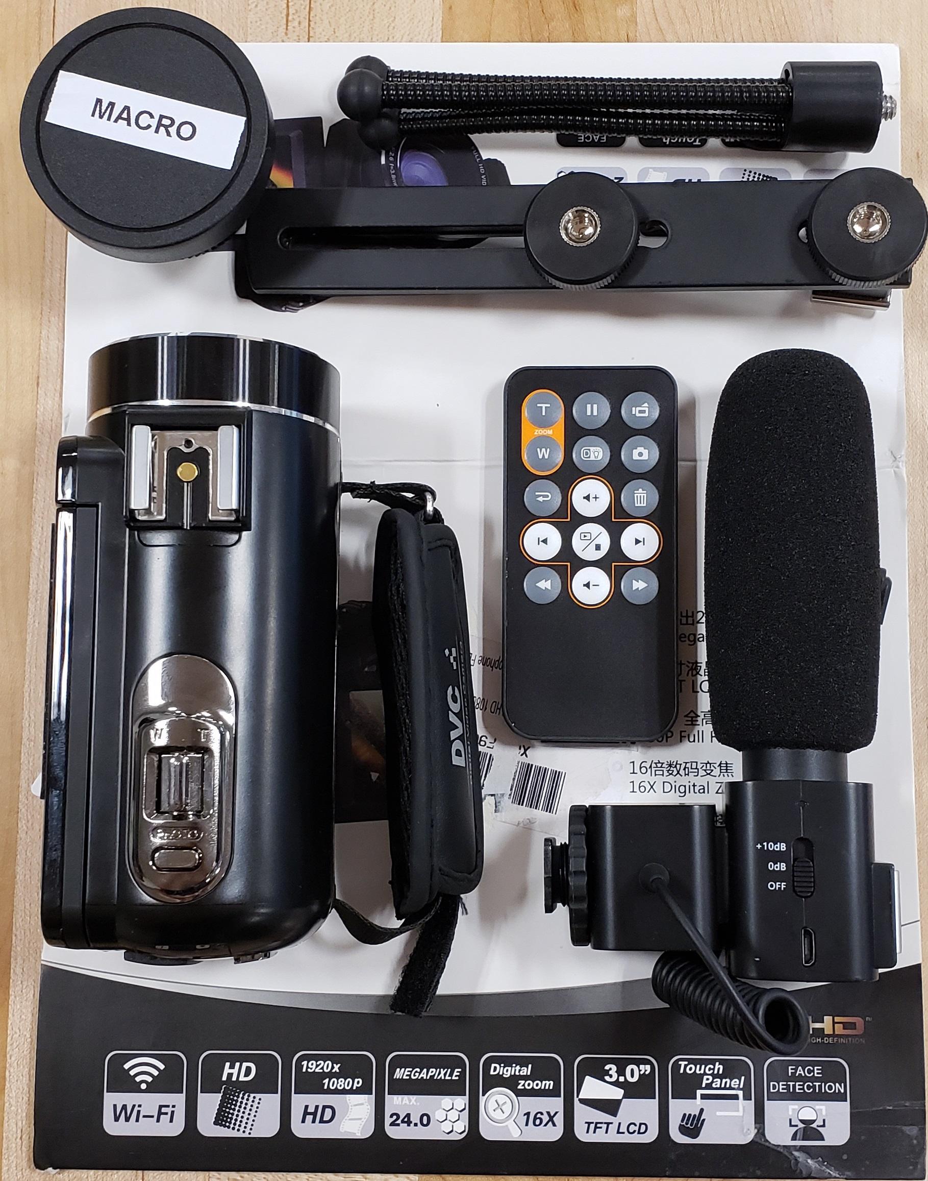 DVR Camcorder