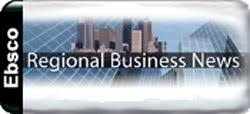 Regional Business News logo image with skyline and text