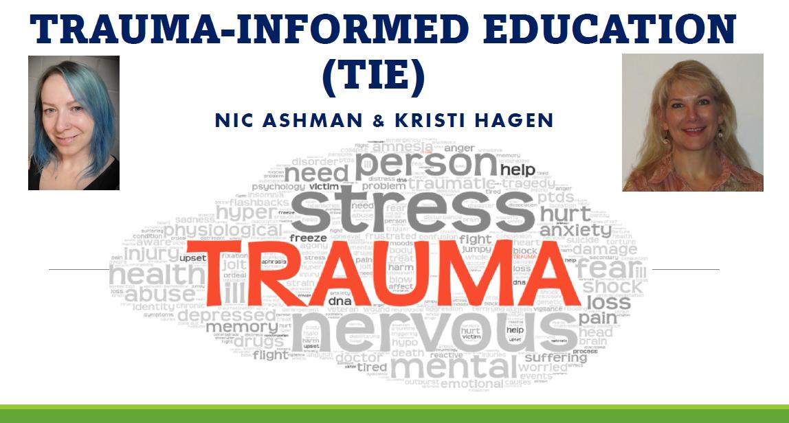 Image showing trauma presentation slide