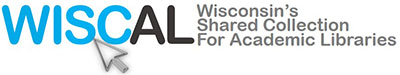 Wisconsin's Shared Collection for Academic Libraries Acronym Logo