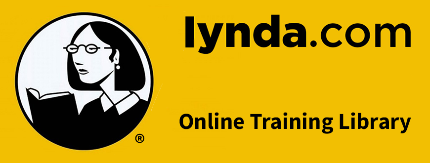Lynda dot com image