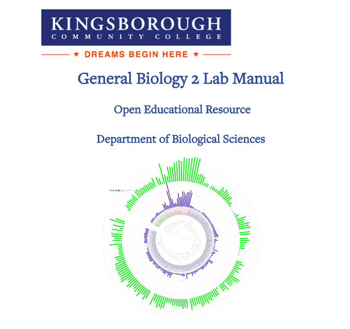 General Biology OER Laboratory Manual