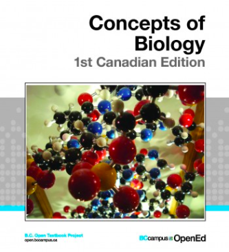 Concepts of Biology: 1st Canadian Edition