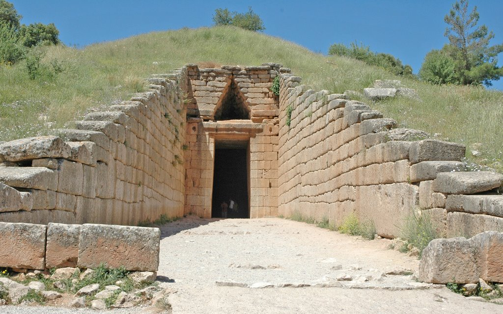 Treasury of Atreus Exterior
